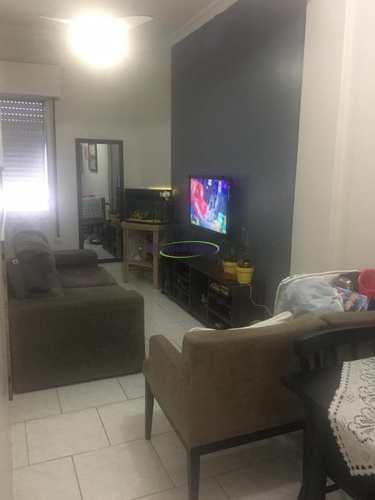 Apartamento, código 63628274 em Santos, bairro Boqueirão