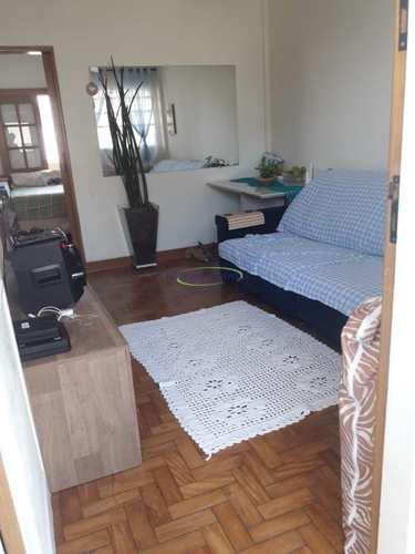 Apartamento, código 63623211 em Santos, bairro Aparecida