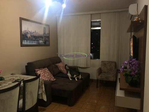 Apartamento, código 63619817 em Santos, bairro Aparecida