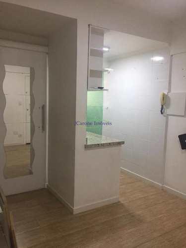 Apartamento, código 63619122 em Santos, bairro Ponta da Praia