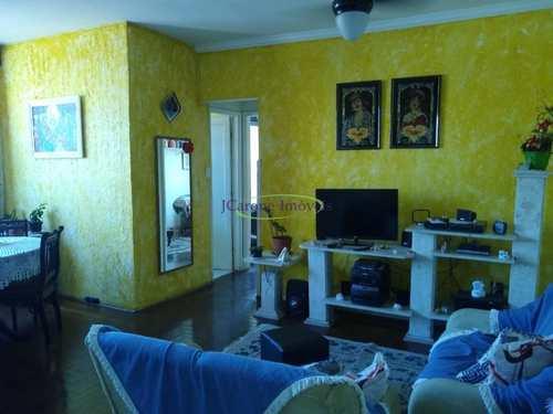 Apartamento, código 63601228 em Santos, bairro Boqueirão