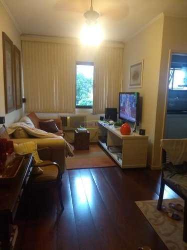 Apartamento, código 63597035 em Santos, bairro Boqueirão
