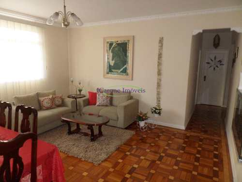 Apartamento, código 63595679 em Santos, bairro Gonzaga