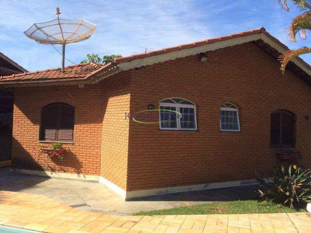 Casa em Itatiba, no bairro Ville Chamonix
