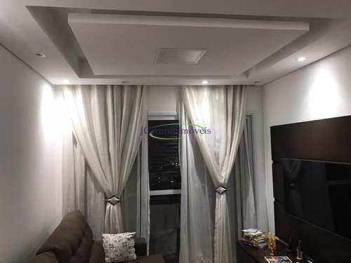 Apartamento, código 63584113 em Santos, bairro Campo Grande