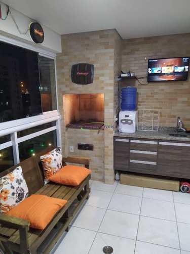 Apartamento, código 63525242 em Santos, bairro Ponta da Praia