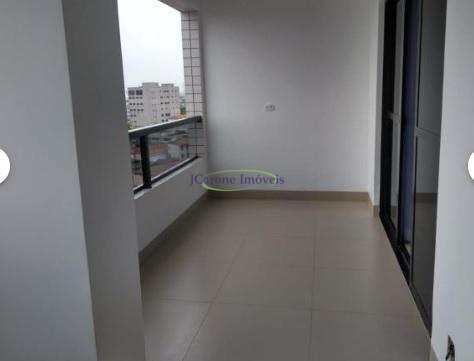 Apartamento, código 63467550 em Santos, bairro Ponta da Praia