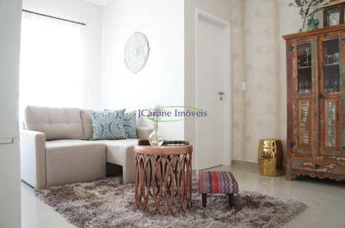 Apartamento, código 63437296 em Santos, bairro Ponta da Praia