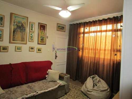 Apartamento, código 63371391 em Santos, bairro Boqueirão
