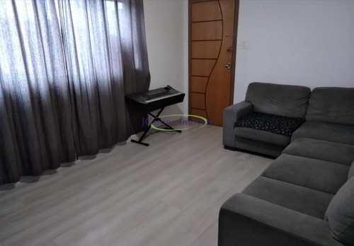 Apartamento, código 63362256 em Santos, bairro Vila Mathias