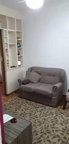 Apartamento, código 63038988 em Santos, bairro Pompéia