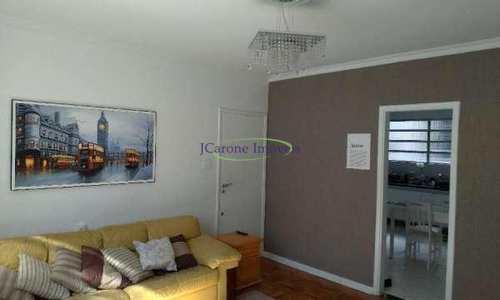 Apartamento, código 62910332 em Santos, bairro Gonzaga