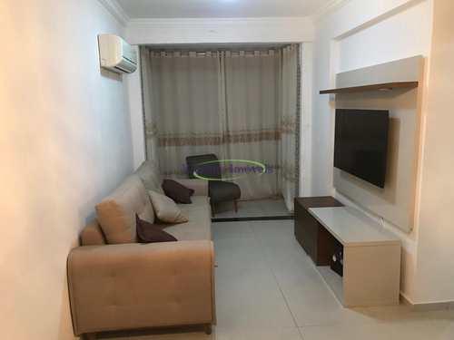 Apartamento, código 62783341 em Santos, bairro Campo Grande