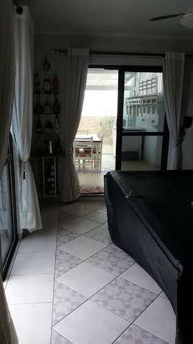 Cobertura, código 62741240 em Santos, bairro Aparecida