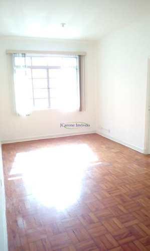 Apartamento, código 62727226 em Santos, bairro Boqueirão