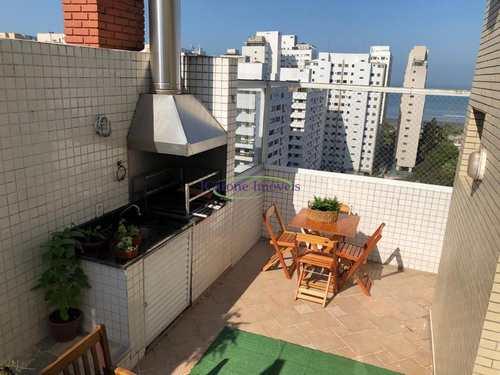 Cobertura, código 62738107 em Santos, bairro Boqueirão