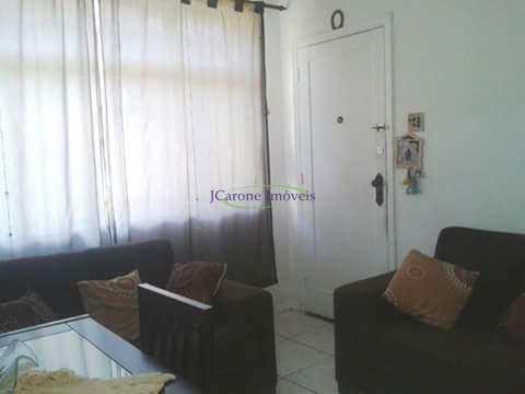 Apartamento, código 62714619 em Santos, bairro Aparecida