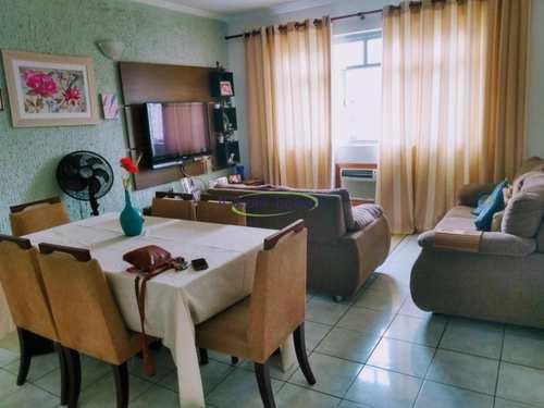 Apartamento, código 62714804 em Santos, bairro Marapé