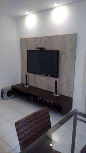 Apartamento, código 62701558 em Santos, bairro Ponta da Praia