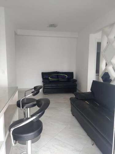 Apartamento, código 62689812 em Santos, bairro Boqueirão