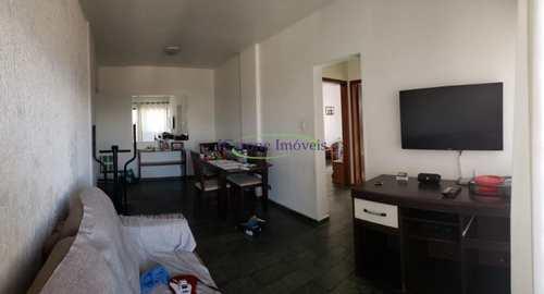 Apartamento, código 62674302 em Santos, bairro Ponta da Praia