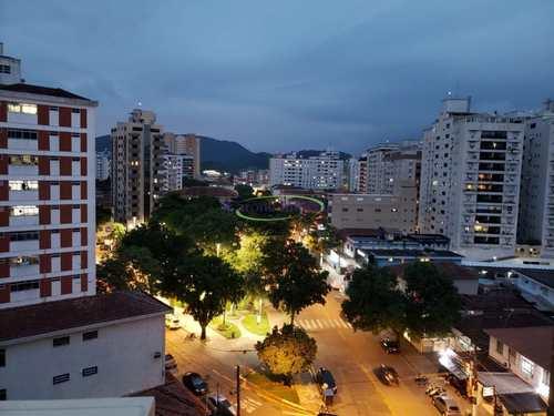 Apartamento, código 62673828 em Santos, bairro Ponta da Praia