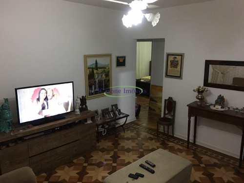 Apartamento, código 62668178 em Santos, bairro Boqueirão