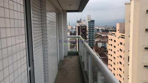 Apartamento, código 62617130 em Santos, bairro Boqueirão