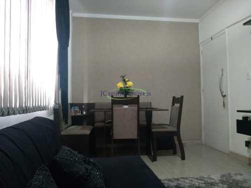 Apartamento, código 62562511 em São Vicente, bairro Vila Cascatinha