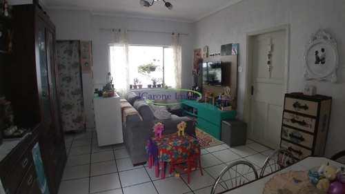 Apartamento, código 62578812 em São Vicente, bairro Centro
