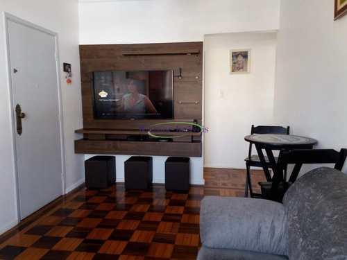 Apartamento, código 62514016 em Santos, bairro Encruzilhada