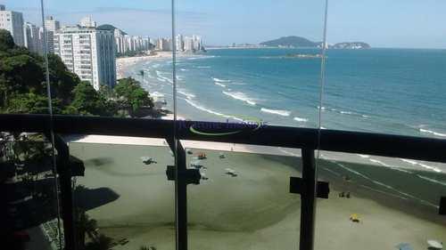 Apartamento, código 62462387 em Guarujá, bairro Vila Luis Antônio