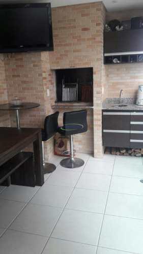 Apartamento, código 62462443 em Santos, bairro Ponta da Praia