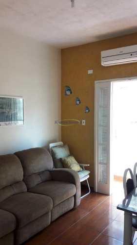 Apartamento, código 62308182 em Santos, bairro Boqueirão