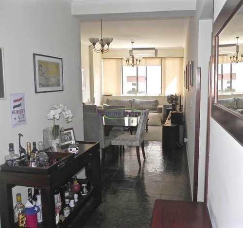 Apartamento, código 62255892 em Santos, bairro Boqueirão