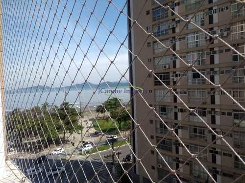 Apartamento, código 62250081 em Santos, bairro Boqueirão