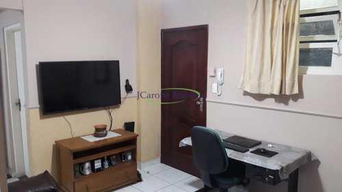 Apartamento, código 62218454 em Santos, bairro Aparecida