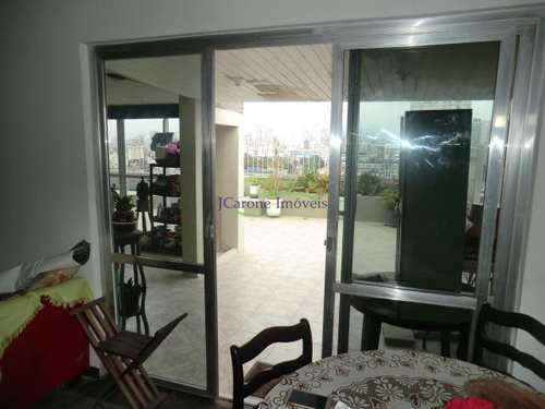 Apartamento, código 61969937 em Santos, bairro Boqueirão
