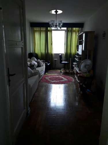 Apartamento, código 61969485 em Santos, bairro Boqueirão