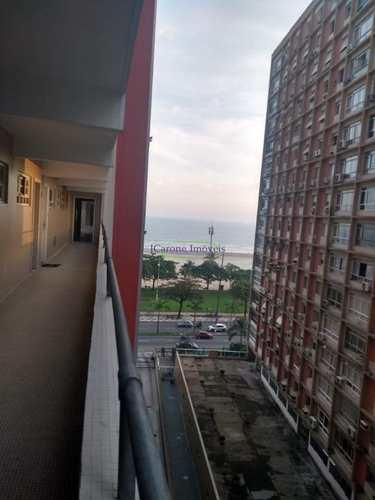 Apartamento, código 61868051 em Santos, bairro Boqueirão