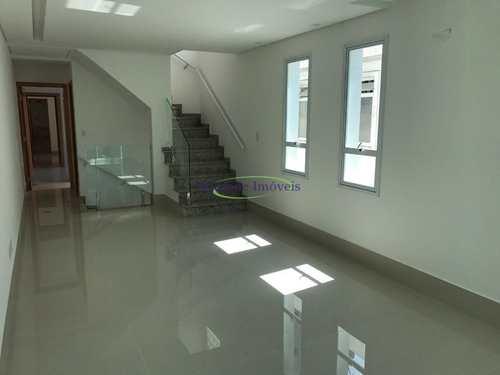 Casa, código 61839682 em Santos, bairro Aparecida