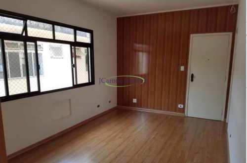 Apartamento, código 61827024 em Santos, bairro Aparecida