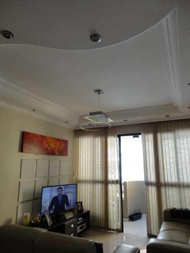 Apartamento, código 61766133 em São Vicente, bairro Gonzaguinha