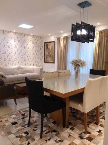 Apartamento, código 61737987 em Santos, bairro Embaré