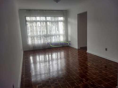 Apartamento, código 61645543 em Santos, bairro José Menino