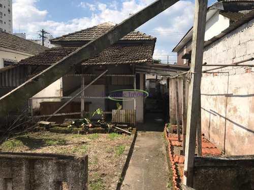 Terreno, código 61412228 em Santos, bairro Ponta da Praia
