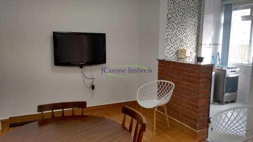 Apartamento, código 61413570 em Santos, bairro Gonzaga