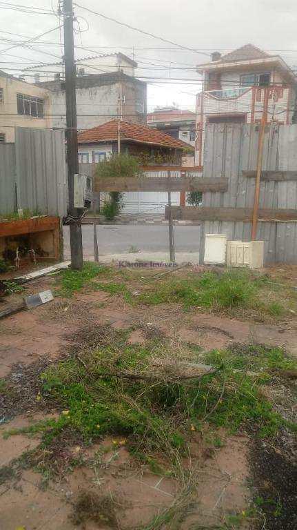 Terreno em Santos, no bairro Macuco