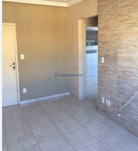 Apartamento, código 61392748 em São Vicente, bairro Jardim Paraíso