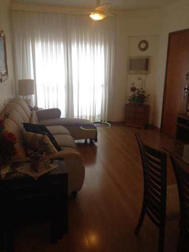 Apartamento, código 61334248 em Santos, bairro Boqueirão